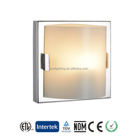 Decorative Modern Wall Lamp Hotel Cheap Price And White Glass Wall Lamp