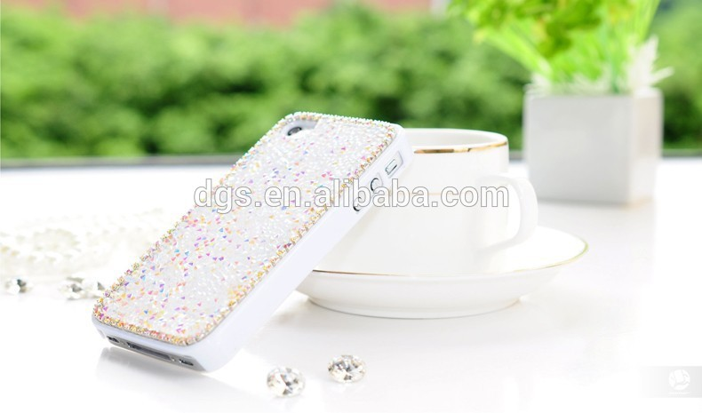 outer protective case for mobile phone,bling diamond rhinestone cover case for iphone4/4s/5/5s/5c/6/6 plus,same for i9300/i9500