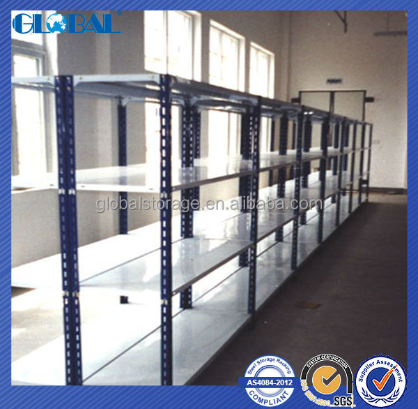 Economical Adjustable steel Angle Shelving
