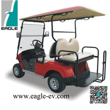 4 seater electric golf car with folding seat,EG2028KSZ