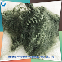 100% Pet Flakes Recycled Polyester Staple Fiber