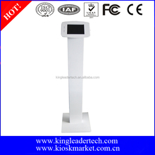 Stylish Freestanding IPad Mini Kiosk Display Stand
