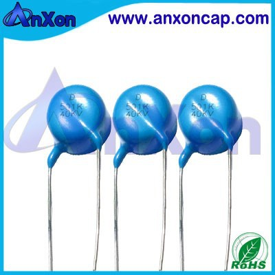 SL Disc Ceramic Capacitor 40KV 22PF