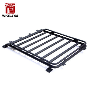 Made in China Aluminum alloy Car Roof Basket Roof Top Tent Roof racks for suzuki Jimny 4x4