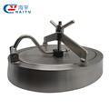 Beer equipment parts stainless steel sanitary tank equipment fluid facility manhole cover for sale