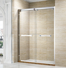 Popular Luxury 8mm tempered Glass Aluminum or Stainless Steel Frame Shower Room Cabin/Shower Room/shower Enclosure