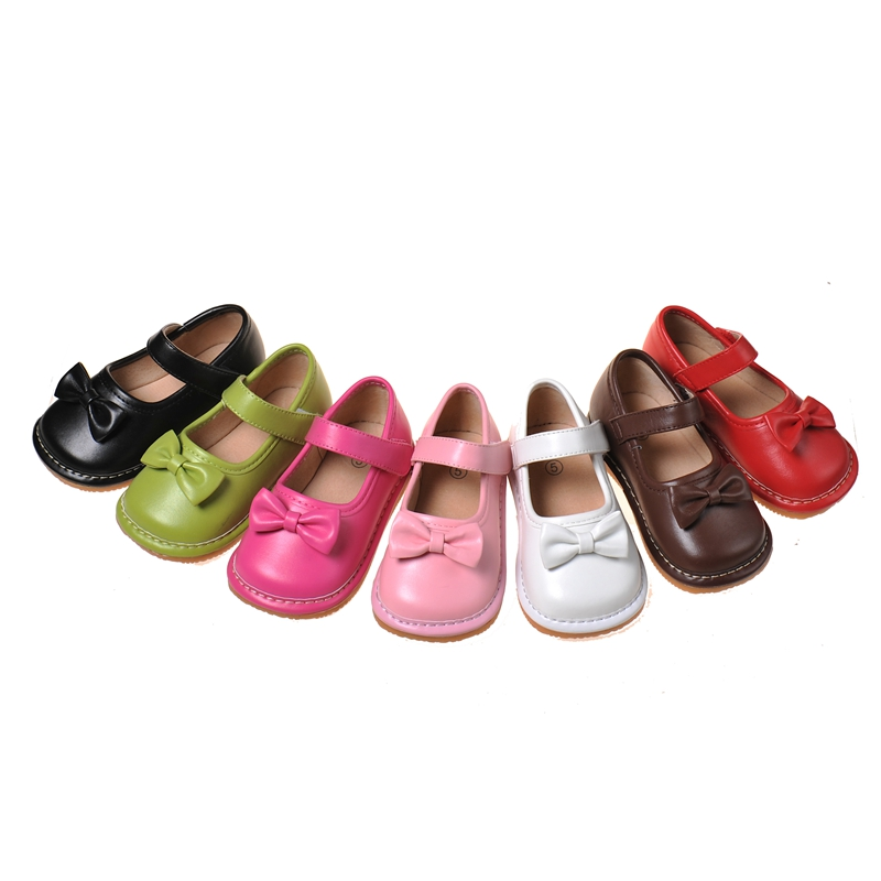 OEM wholesale baby squeaky shoes safty moccasins shoes