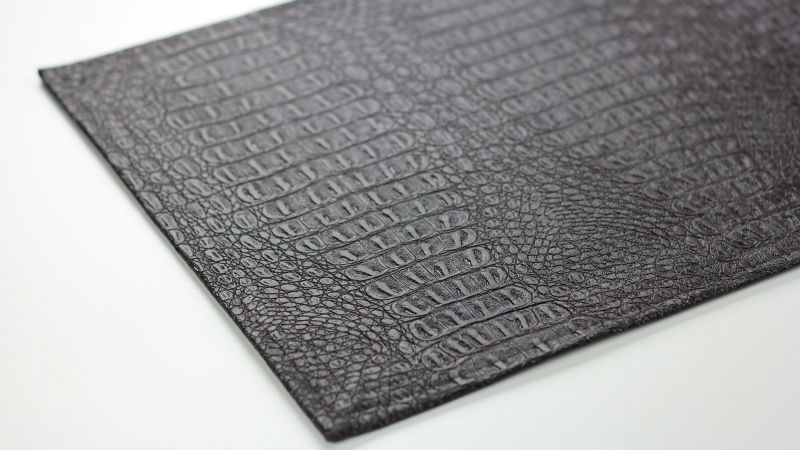Heat Protection Alligator Texture Table Plate Mat View