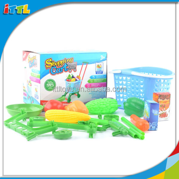 kitchen play toys plastic food models plastic toy mini food