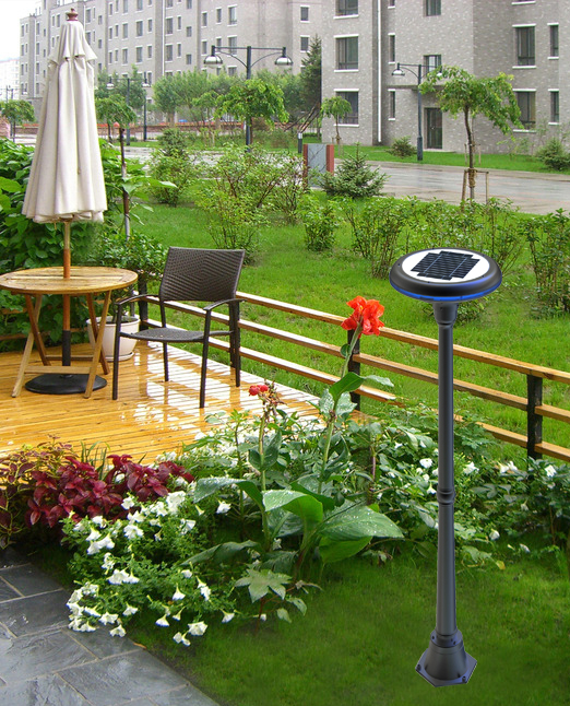 Professional solar panel led garden lights for sale