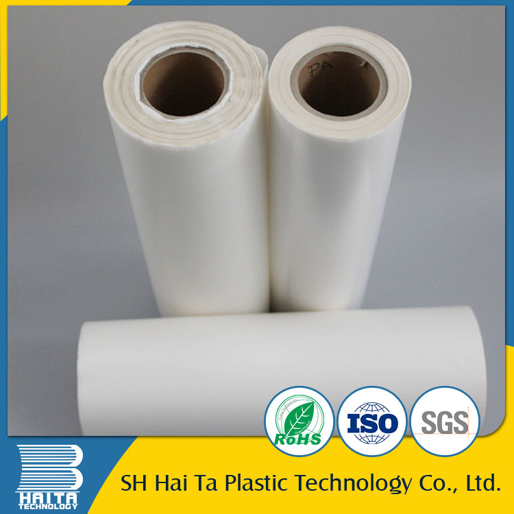 High Temperature PO Hot Melt Adhesive Film For Heat Transfer
