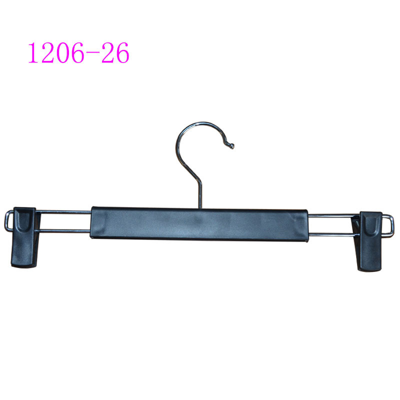 plastic new style clips kids hanger for jeans display