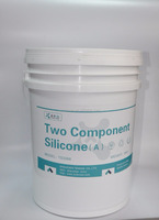 adhesive silicone additional pouring gel