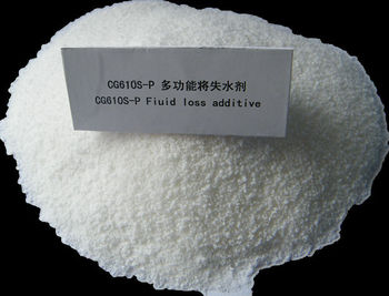 Oil-Well Cementing Admixture Fluid Loss Additives/Control
