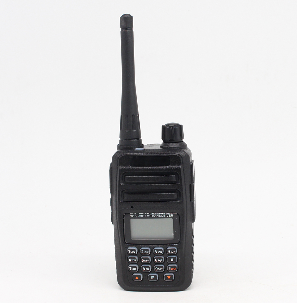 wasserdicht walkie talkie 20 km 50 km dual band tragbaren. Black Bedroom Furniture Sets. Home Design Ideas