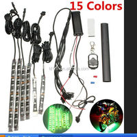 Led Motorcycle Light Decoration Led Wireless
