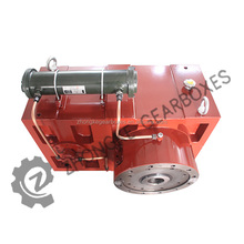 China manufacturer ZLYJ280 gearbox for single screw rubber/plastic extruder