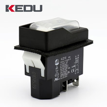 KEDU High Quality Without Remote Trip KJD16 Electromagnetic Switch With TUV CE