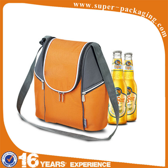 wholesale outside wine design insulated can cooler bag for love travel