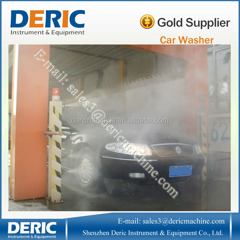One Touch Operated High Pressure Water Pump for Car Wash Machine
