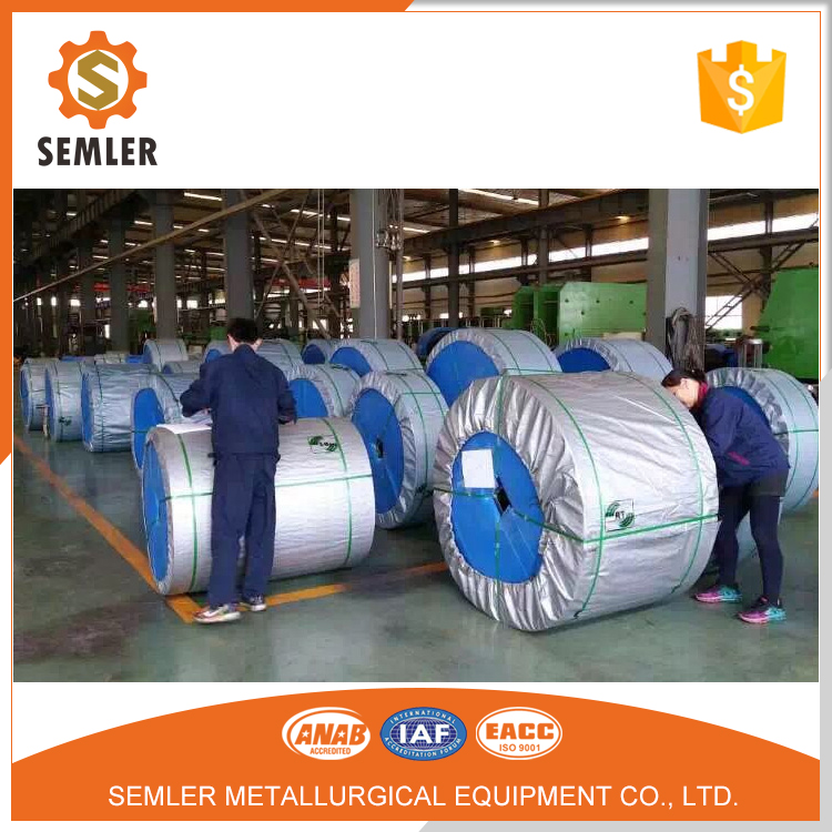 Chinese Supplier Direct Selling Coal Mine Rough Top Conveyor Belt