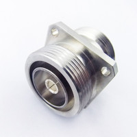 7/16 DIN Female RF Coaxial Adapter For Medium Size Cable