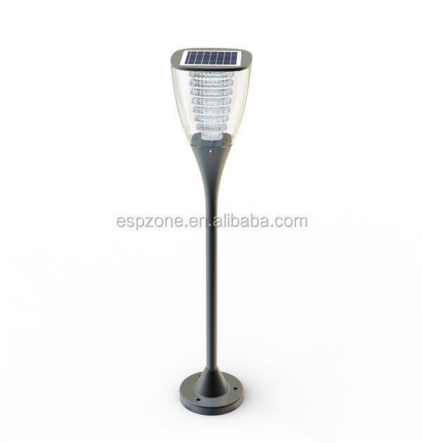 China All in one Garden Solar LED Light Tower for Home
