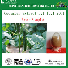 2016 New product cucumber extract for anti wrinkle effect