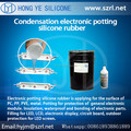 Conductive Potting Compound silicone for electric potting