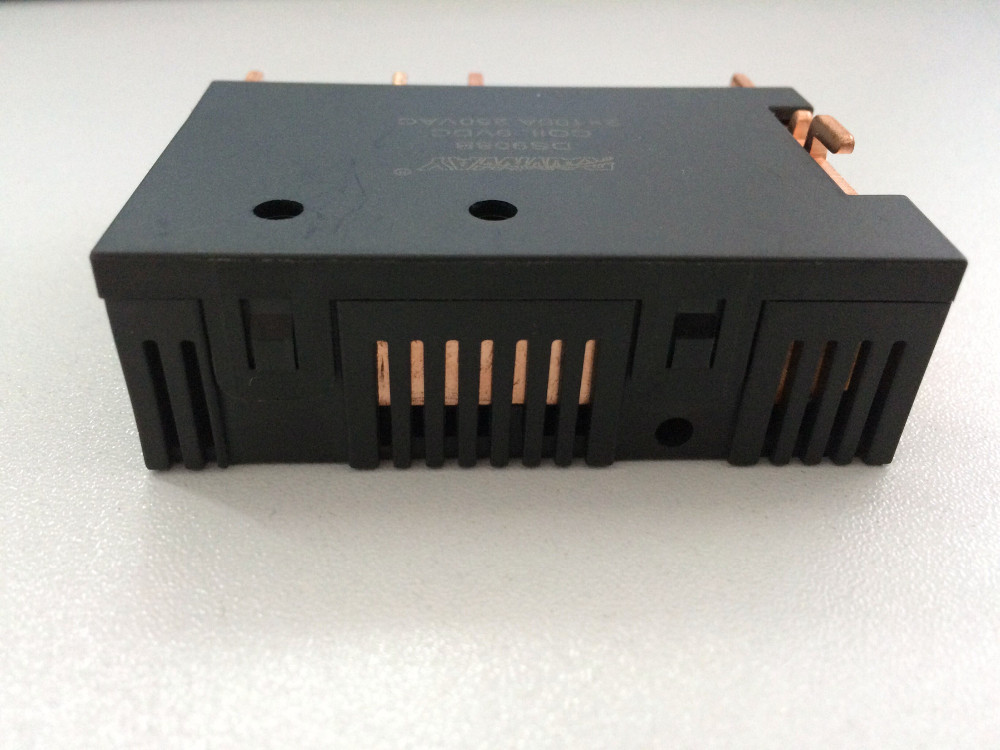 shunt double coil 100A two phase LNNL connection RAMWAY DS908B electromagnetic latching relay with high quality
