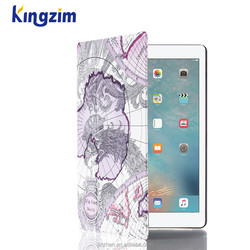 customized high quality smart leather tablet coves case for Ipad mini 4