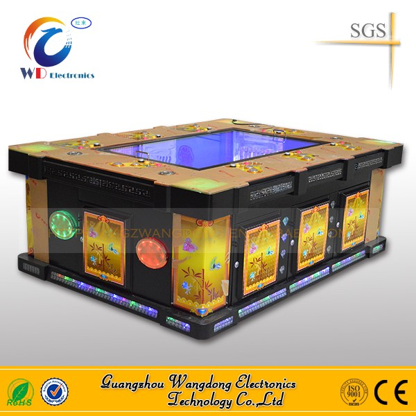 fish game table gambling blue dragon fishing arcade machine for sale