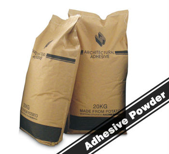 25Kg big packing wallpaper glue powder