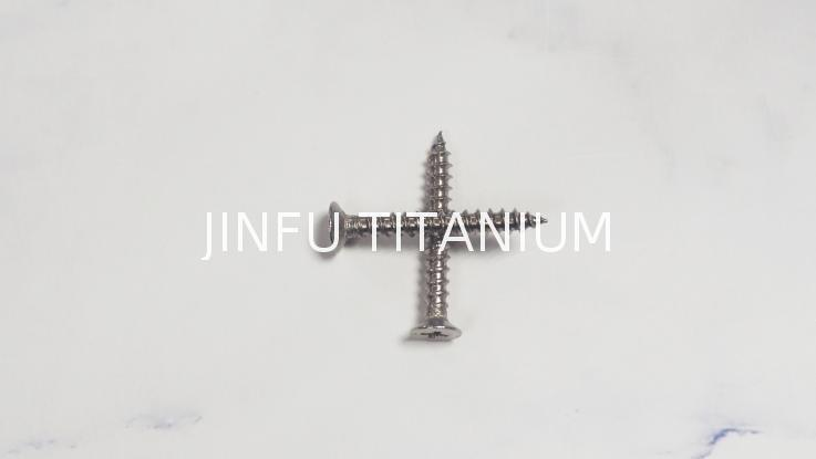 M8 titanium bolt m7 titanium bolt m5 self tapping screw