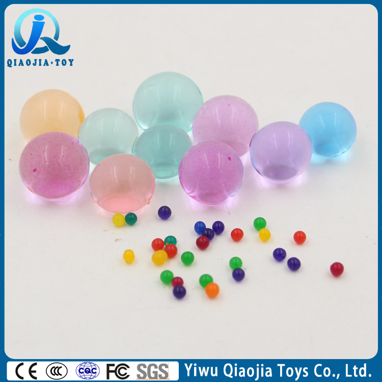 high quantity magic water growing beads cooling gel beads have stock