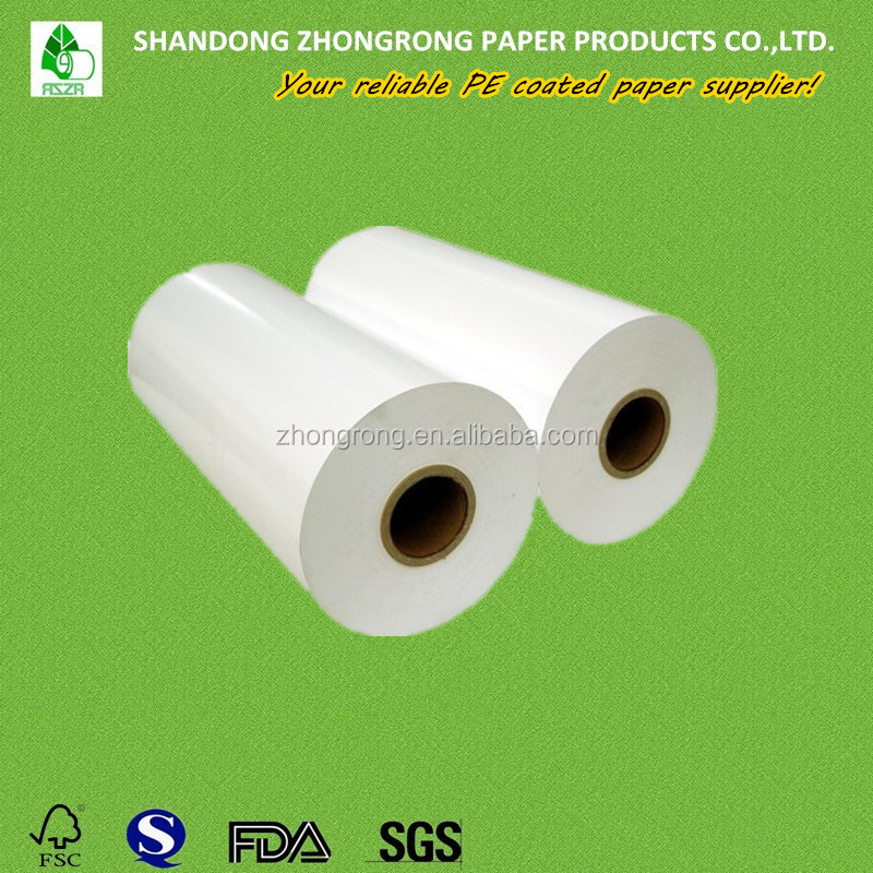 40gsm greaseproof paper rolls