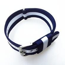 kids nylon watch strap