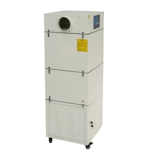 Pure-Air Laser Fume Extractor, Dust Collector, Air Filter For Laser Machine