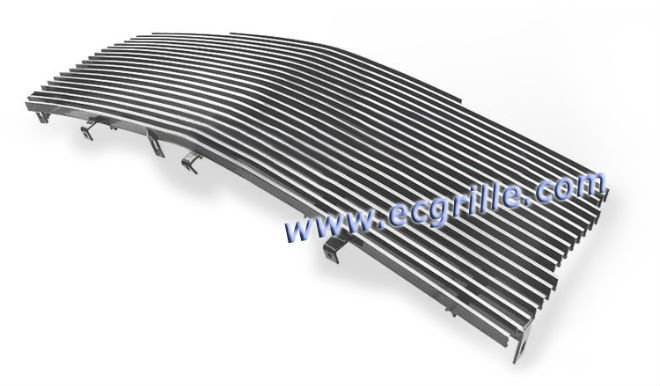 Cadillac Escalade car fornt billet grille_BA05366