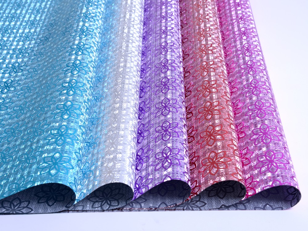 50X70 Glitter wrapping paper Christmas wrapping paper Flower wrapping paper