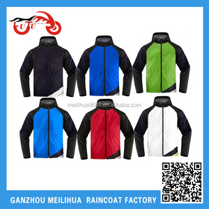 2015 Best Sale Fashion Waterproof Texile Motorcycle Riding Jacket with CE Armor