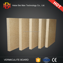 High Quality Vermiculite Fireproofing Plates