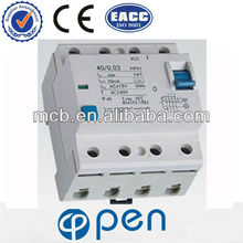 high quality NFIN -2 (RCCB) rccb current rating