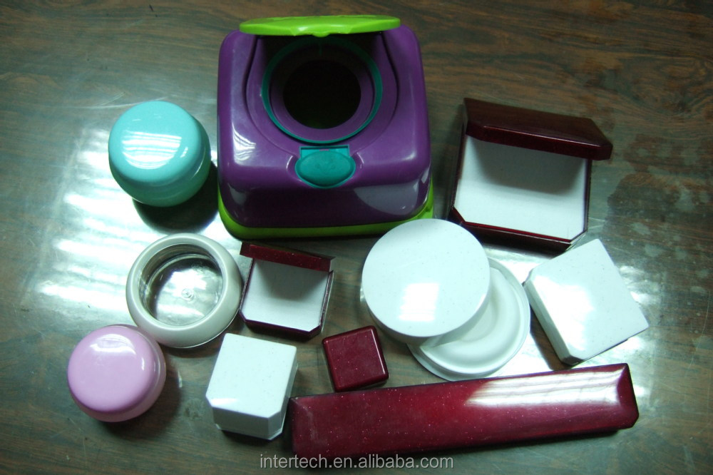 Plastic tooling mold making for cosmetics