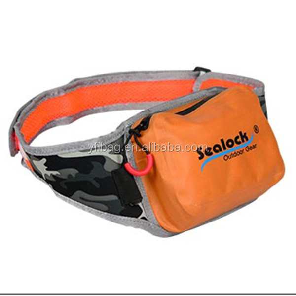 waterproof tactical waist bag running