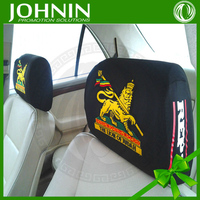 Custom Hot Sale Spandex Fabric Promotional Car Seat Covers