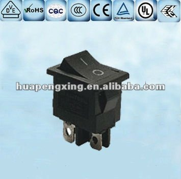 Newest 4Pin 120v Rocker Switch