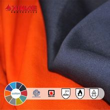 fire retardant cotton Fabric for protective industry