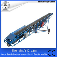 Rice Belt Conveyor with food grade belt