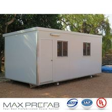 SC0603 Customized Easy Assembled Prefabricated House Wc Container